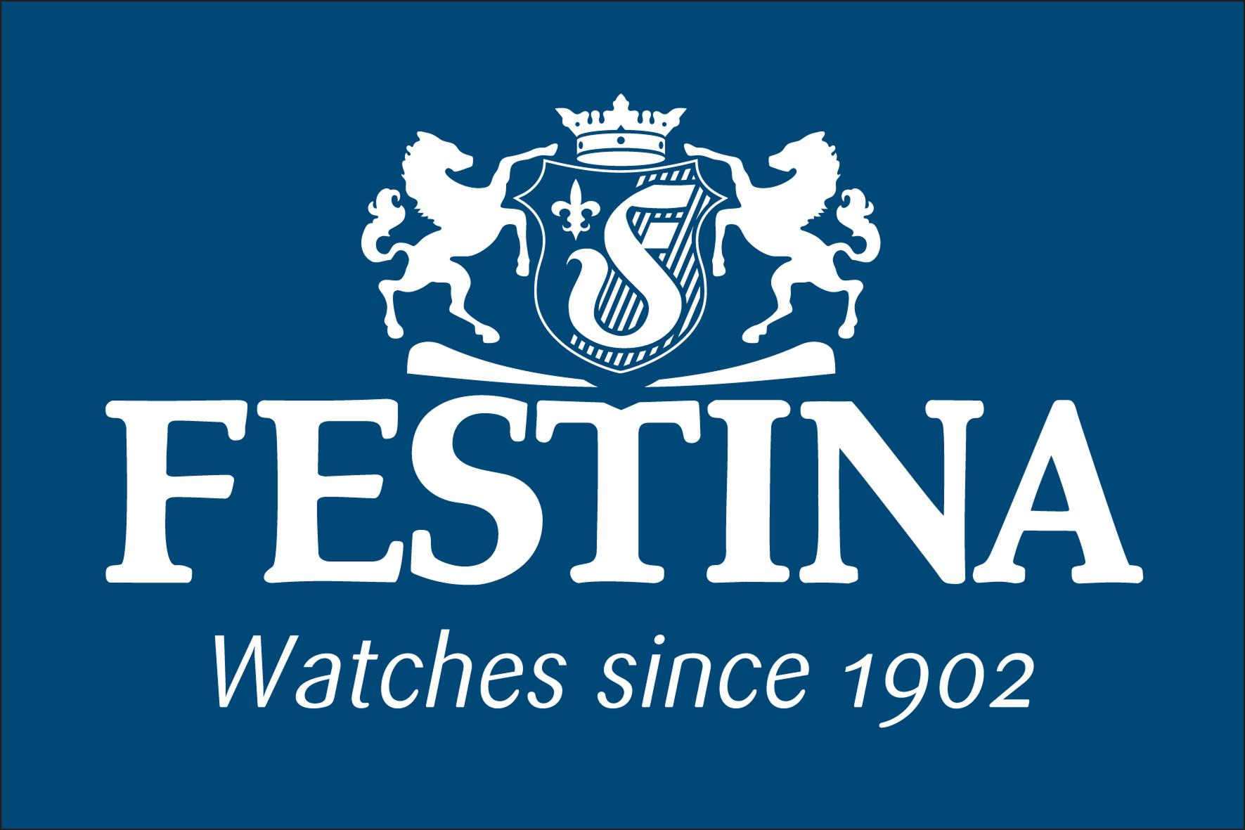 thumbnail 2 - F6836/3 Blue Dial Festina Mens Chronograph Bracelet Watch